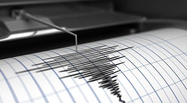 ثبت 3 زلزله بیش از 4 در کشور، رخداد زلزله 3.7 در منطقه آزاد چابهار