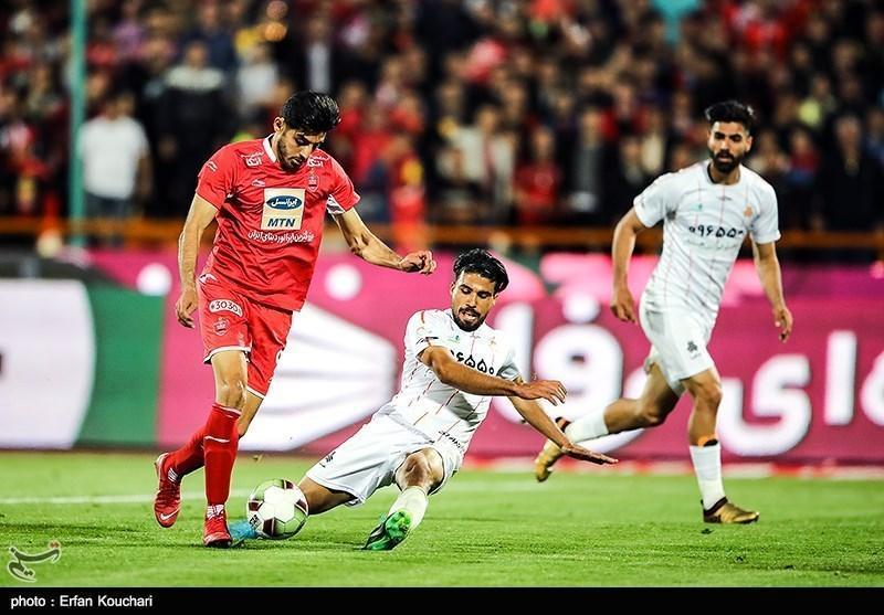 تیم منتخب هفته بیست وپنجم لیگ برتر فوتبال