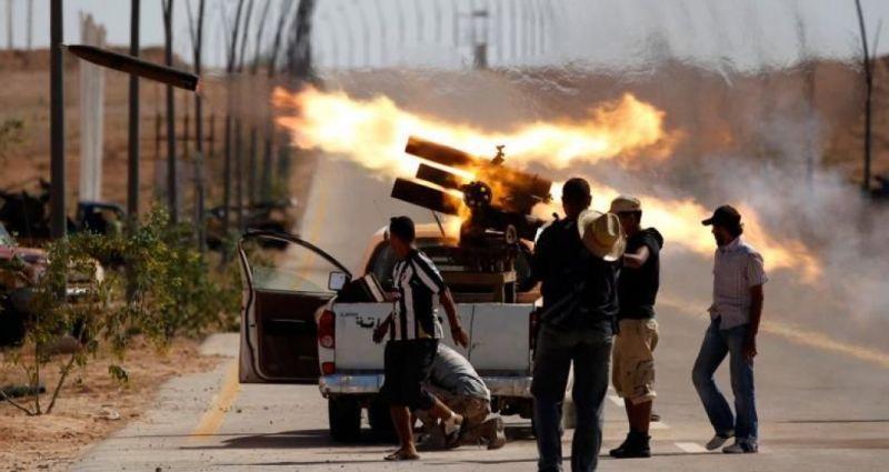 جنگ در پایتخت لیبی یک هزار و 454 کشته یا زخمی برجا گذاشت