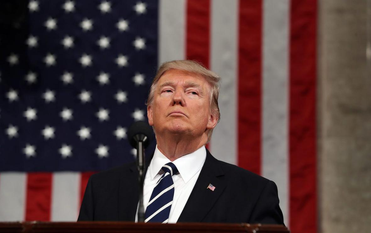 ترامپ: اگر تا شش سال دیگر رئیس جمهور باشم بسیار راضی خواهم بود