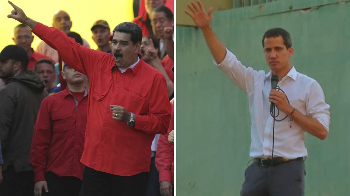 نخستین تلاش ها برای گفتگوی ملی ونزوئلا