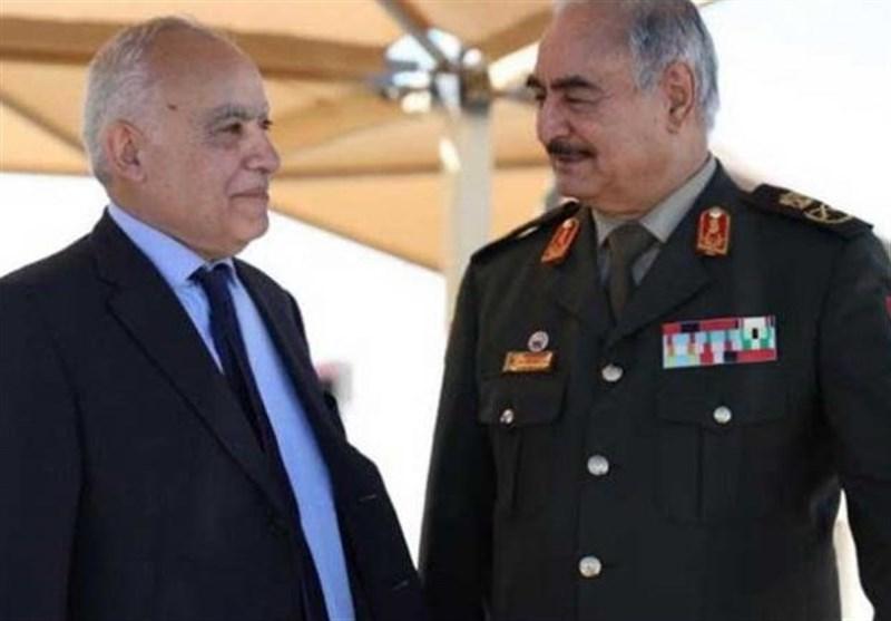 حفتر نماینده سازمان ملل را به جانبداری متهم کرد