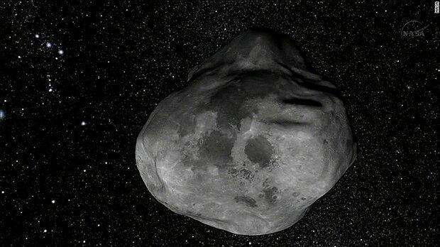 سیارک 40متری از کنار زمین می گذرد