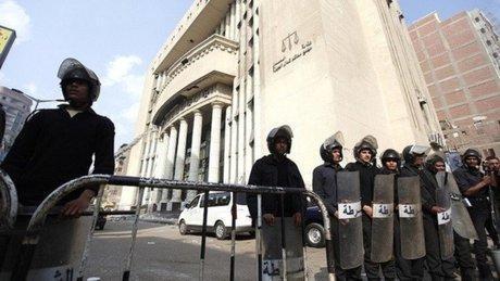 حبس ابد برای 5 مصری با ادعای جاسوسی برای ایران