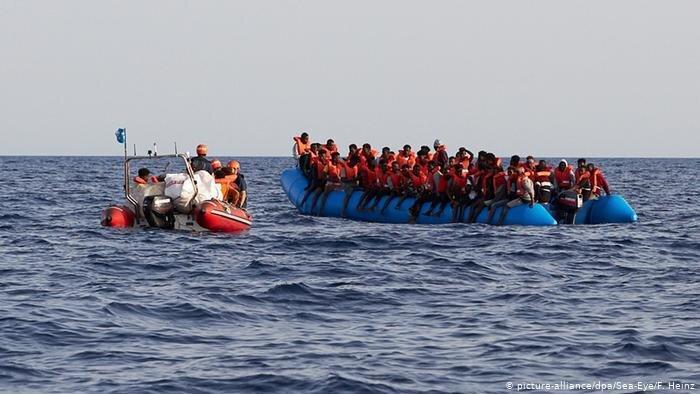 تراژدی در مدیترانه ، فراخوان ازسرگیری عملیات نجات