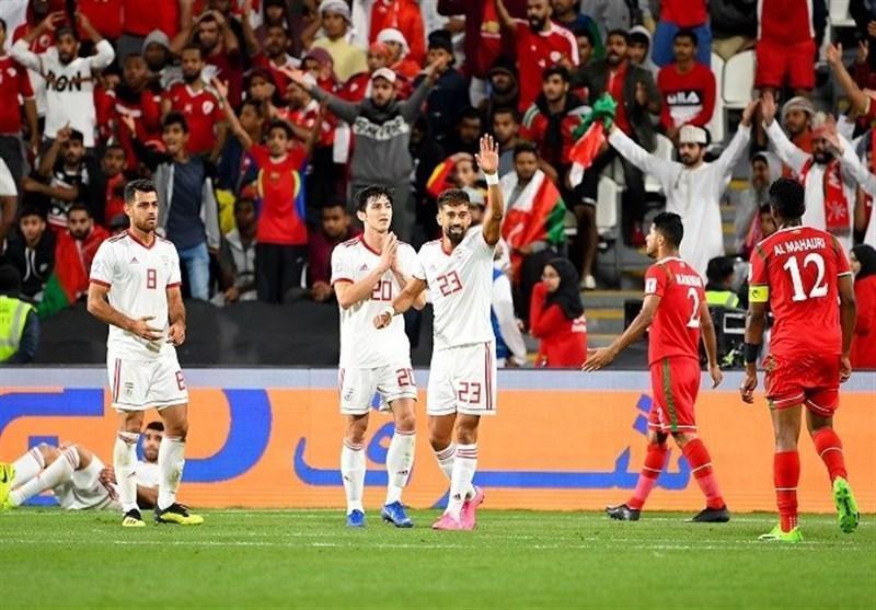 تابلوی نتایج روز نخست مرحله یک هشتم نهایی جام ملت های آسیا