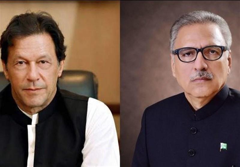 پیام تبریک رئیس جمهور و نخست وزیر پاکستان به مناسبت عید قربان