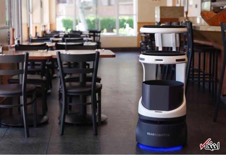 رستوران های تمام رباتیک پایانی برای مشاغل انسانی؟