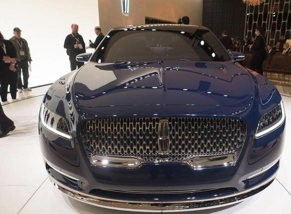 بررسی فنی خودروی لینکلن، خودرویی که با باز کردن درب هایش به شما خوش آمد می گوید