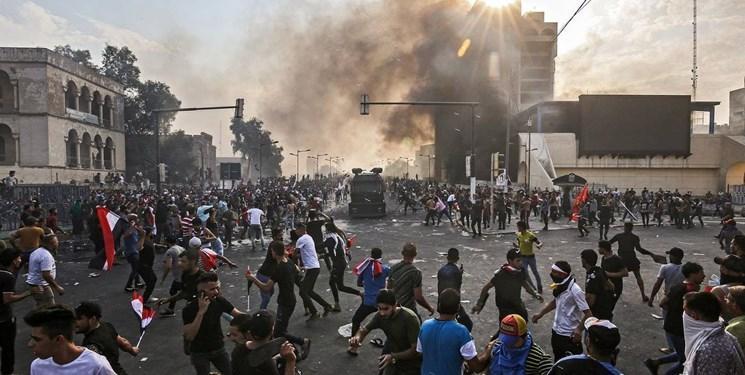 قتل 4 نفر در بغداد توسط تک تیراندازان ناشناس
