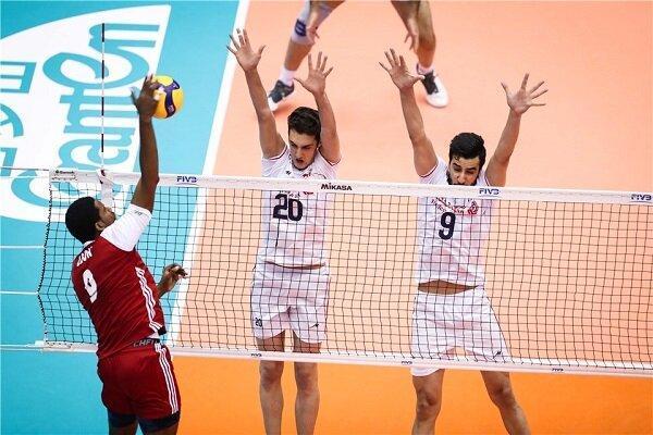 پرونده والیبال ایران با شکست بسته شد، خاتمه تیمِ بی رمق و خسته