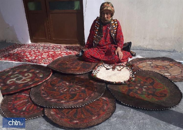 3رشته بومی صنایع دستی خراسان شمالی احیا می گردد