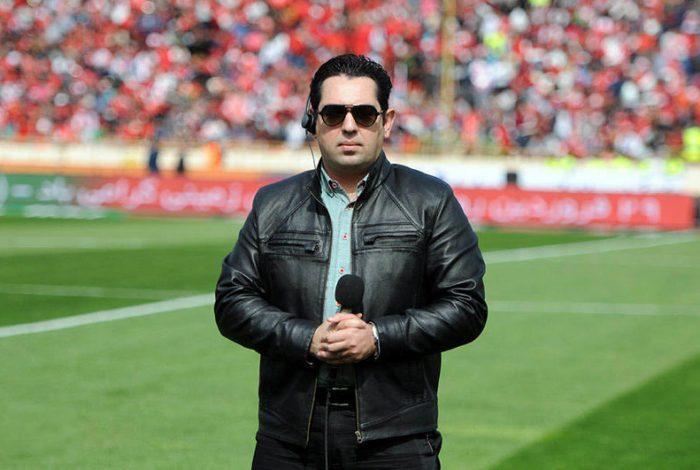 گزارشگر فوتبال: به خاطر عادل ممنوع الفعالیت نشدم