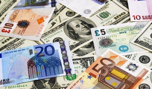 نرخ رسمی یورو و پوند افزایش یافت، کاهش قیمت 16 واحد پولی