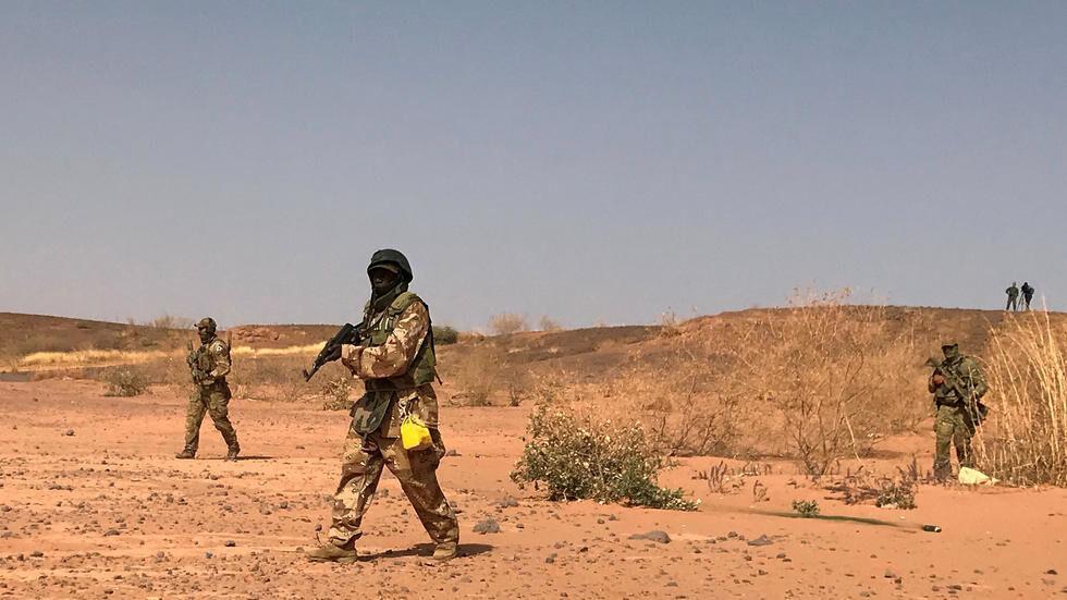 افراد مسلح 14 نیروی نظامی نیجر را کشتند