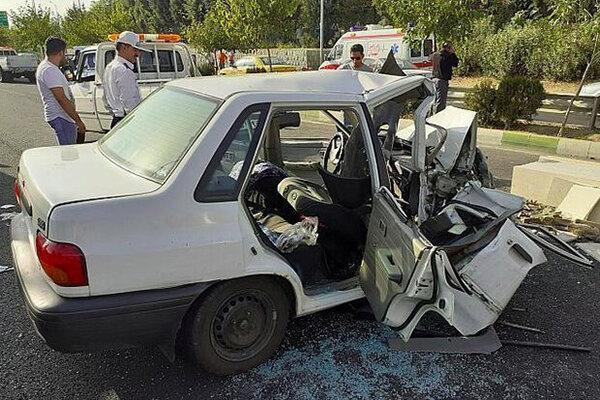 اصلاح هندسی نقاط حادثه خیز بوشهر برای کاهش تصادفات