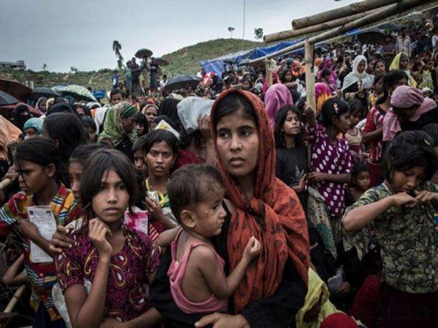 رد نقدها علیه عملکرد ضعیف پنل بین المللی مشورتی درباره روهینجا