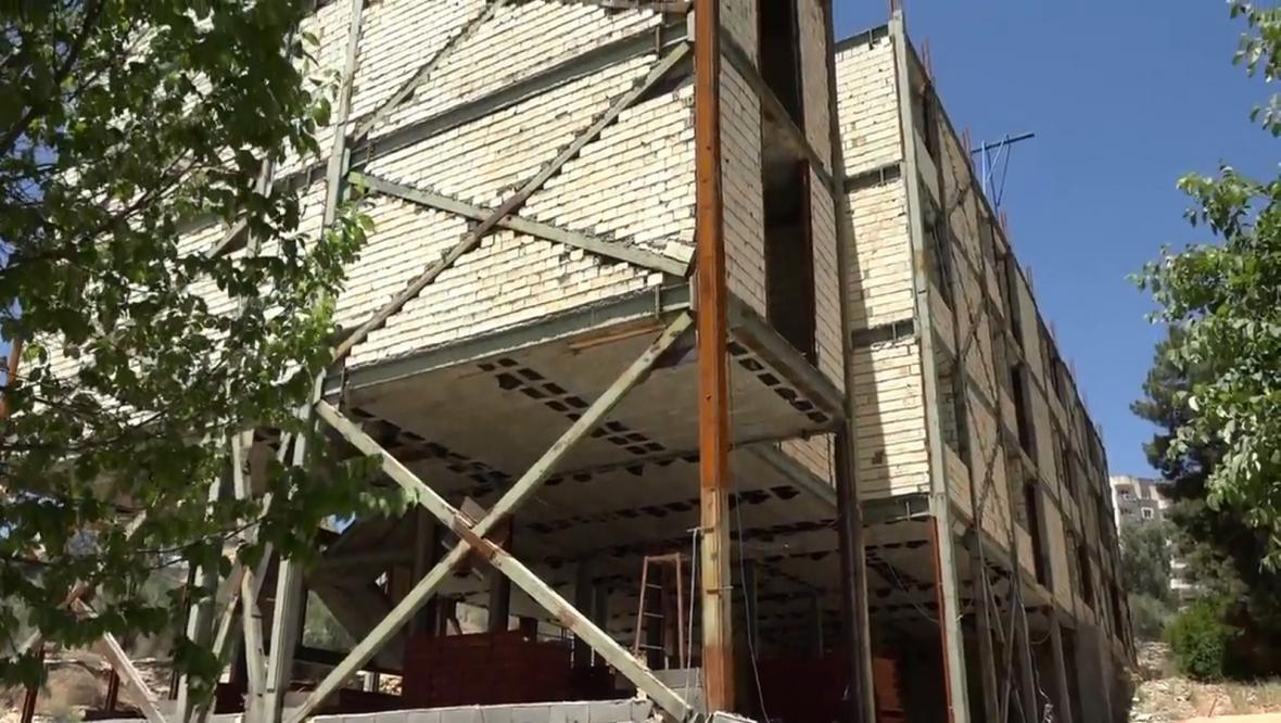 ساخت خوابگاه امامت دانشگاه شیراز تا پایان سال 99