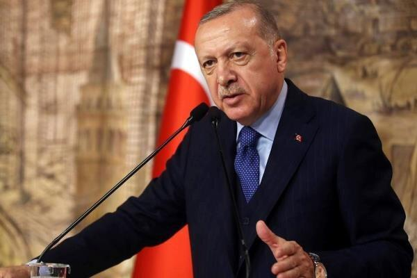 اردوغان: طمعی به ثروت های لیبی نداریم