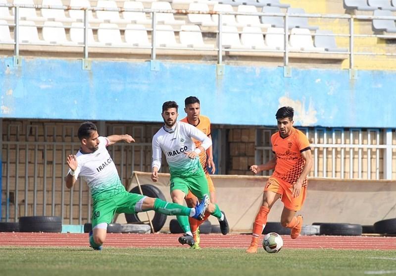 لیگ دسته اول فوتبال، صعود آلومینیوم به رده دوم با شکست تحقیرآمیز علم و ادب، ملوان و خوشه طلایی پیروز شدند