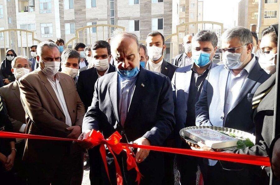 وزیر جوانان 13 پروژه ورزشی را در خراسان جنوبی افتتاح کرد