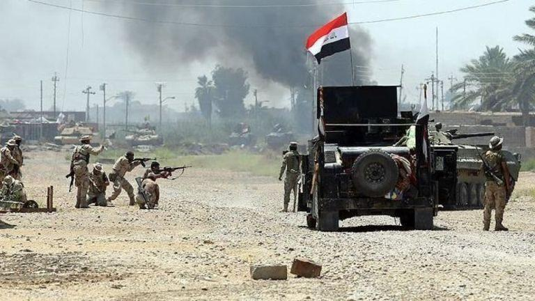 خبرنگاران هلاکت 10 داعشی در حمله نظامیان عراقی