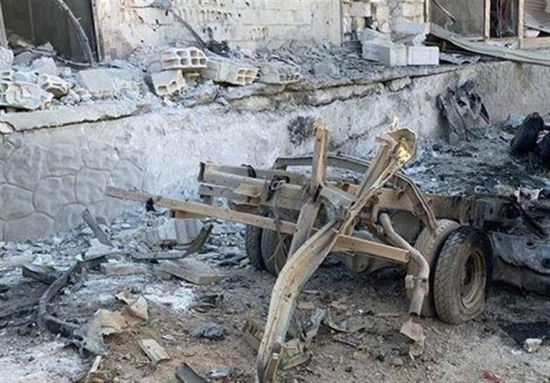 سوریه، زخمی شدن دو غیرنظامی در اثر انفجاری در شمال رقه